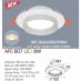 Đèn downlight led 1 chế độ AFC 607 9W 1C