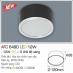 Đèn led nổi cao cấp 3 chế độ AFC 649D 12W 3C