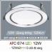 Đèn downlight led 3 chế độ AFC 674 12W 3C