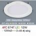 Đèn downlight led 3 chế độ AFC 674T 12W 3C