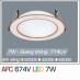 AFC 674V 7W 1C