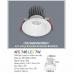 Đèn downlight led 1 chế độ AFC 746 7W