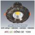 Đèn downlight led 1 chế độ AFC ĐỒNG 02 10W