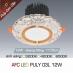 Đèn led chiếu sáng cao cấp AFC PULY 03L 12W