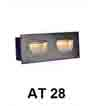 Đèn âm cầu thang AT 28