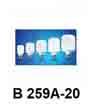 Bóng đèn trang trí B 259A-20