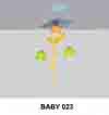 Đèn trẻ em BABY 023