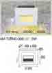 Đèn âm tường Đèn âm tường 009 3W
