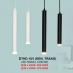Đèn thả LED trang trí DTHD 10/1