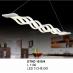 Đèn thả LED trang trí DTHD 1618/4