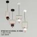 Đèn thả LED trang trí DTHD 63/1