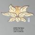Đèn áp trần Hàn Quốc DTOT 7017/6+3