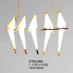 Đèn thả nghệ thuật LED DTTK 09/5