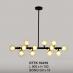 Đèn chùm LED DTTK 104/16