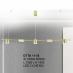Đèn chùm LED DTTK 111/5