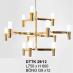 Đèn thả LED trang trí DTTK 29/12