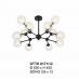 Đèn chùm LED DTTK 8171/12
