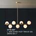 Đèn chùm LED DTTK 85/7