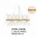 Đèn thả nghệ thuật LED DTTPL 71N 700