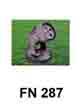 Đèn ghim cỏ FN 287