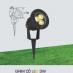 Đèn rọi cỏ sân vườn GHIM CỎ 3W