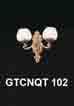 Đèn tường cổ điển GTCNQT 102