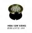 Đèn âm hồ nước HBA 12W V