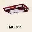 Đèn áp trần gỗ MG 001