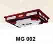 Đèn áp trần gỗ MG 002