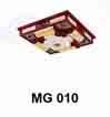 Đèn áp trần gỗ MG 010