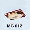 Đèn áp trần gỗ MG 012