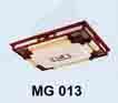 Đèn áp trần gỗ MG 013