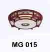 Đèn áp trần gỗ MG 015
