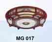 Đèn áp trần gỗ MG 017