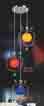 Đèn thả pha lê NB 1151/3