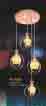 Đèn thả pha lê NB 1153A/4