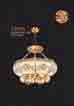Đèn chùm đồng NB 2211