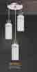 Đèn thả pha lê NB 331/3