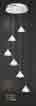 Đèn thả LED trang trí NB 9599/6