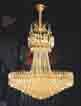Đèn chùm thả pha lê NC 010