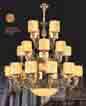 Đèn chùm đồng NC 029/12+8+4