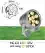 Đèn rọi cỏ sân vườn NC 03 9W