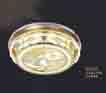 Áp trần pha lê Led tròn NC 065A