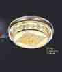 Áp trần pha lê Led tròn NC 066