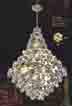 Đèn chùm thả pha lê NC 131B