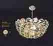 Đèn chùm thả pha lê NC 133B