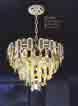 Đèn chùm thả pha lê NC 134A