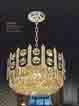Đèn chùm thả pha lê NC 135B