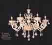 Đèn chùm pha lê nến NC 2076/8C