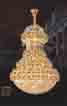 Đèn chùm thả pha lê NC 28919B